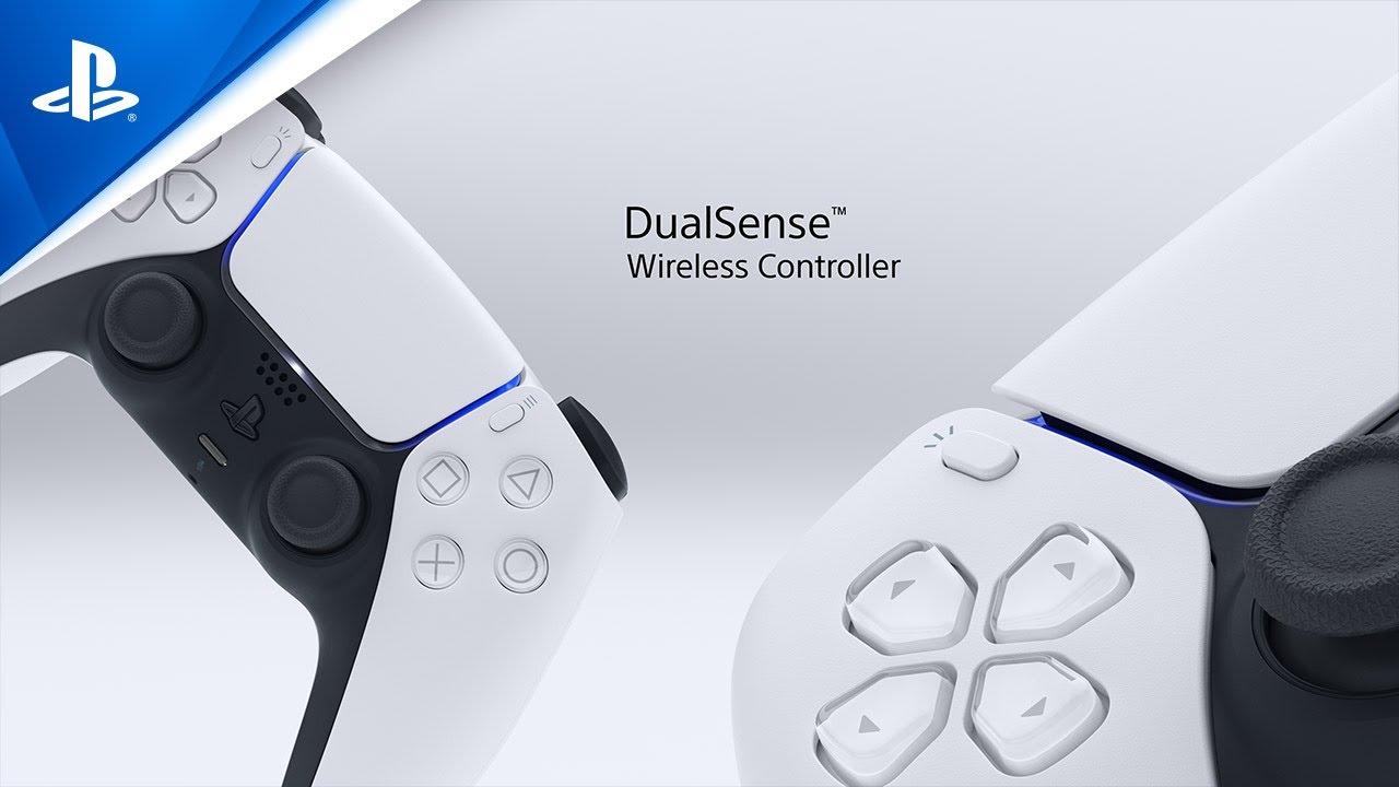 Первый живой взгляд на контроллер DualSense для PS5