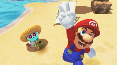 Усатый водопроводчик в виртуальной реальности - появились первые скриншоты VR-режима Super Mario Odyssey