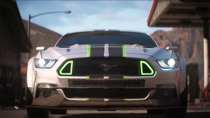 Слух: слитые подробности касательно новой Need For Speed
