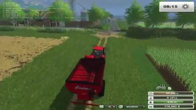Farming Simulator 2013 (S3) Vojvodina. #40 - Утро туманное (стрим)