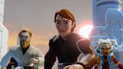 Трейлер Disney Infinity 3.0 - Star Wars Twilight of the Republic