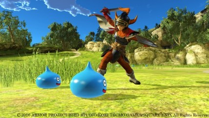 Новые подробности Dragon Quest Heroes II: The Twin Kings and the Prophecy's End
