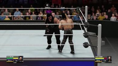 "WWE 2K16 ""Online Random - Seth Rollins vs Roman Reigns"""