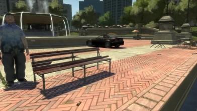 Внимание к деталям 10 лет назад (GTA IV)