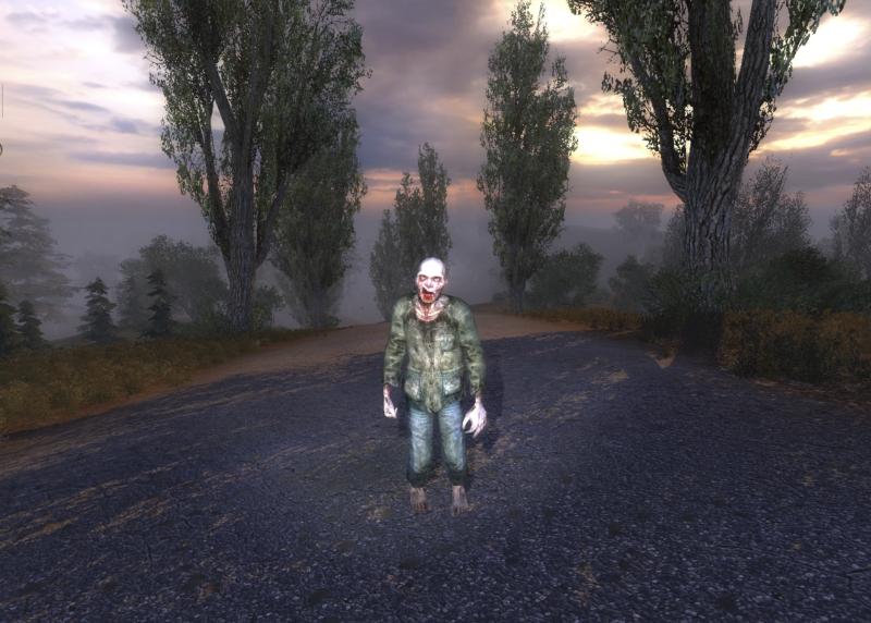 Билдовский зомби