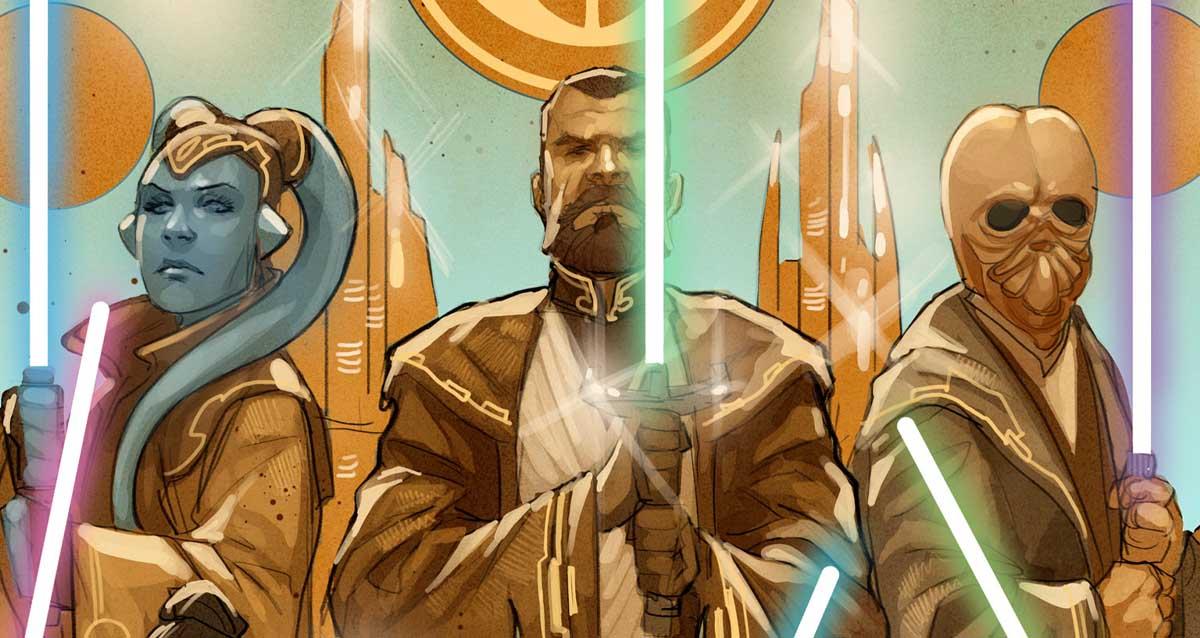 """СЛУХ:Lucasfilm готовит мультсериал о Высокой республике во вселенной """"Звездные войны"""""""