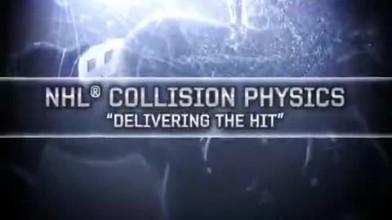 "NHL 14 ""Трейлер физики столкновений"""