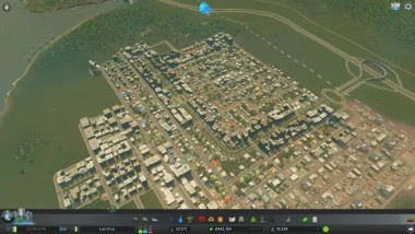 30 минут геймплея Cities Skylines: Natural Disasters
