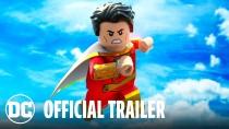 """Первый трейлер мультфильма """"Лего DC: Шазам! Магия и Монстры"""""""