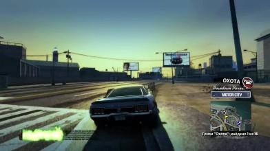 Burnout Paradise Remastered - начало игры