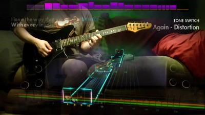 "Rocksmith 2014 - DLC - Guitar - Flyleaf ""Again"""