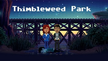 Трейлер детектива Thimbleweed Park для PC, Xbox One, iOS и Android
