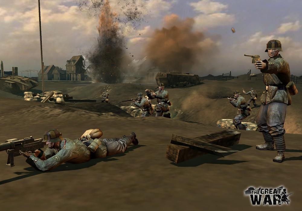 скачать игру через торрент company of heroes 1918 great war скачать торрент