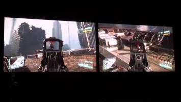 "Crysis 3 ""Геймплейное видео с Nvidia Shield"""