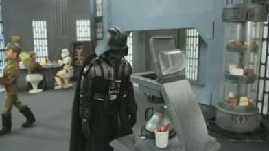 Robot Chicken Star Wars Episode III - Force Unleashed Sketch Рус.