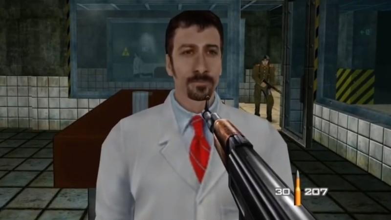А вот так Доктор Доак выглядит сейчас, в модифицированной версии отмененного ремастера для XBOX 360