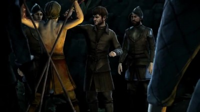 Game of Thrones: A Telltale Games Series - Teaser Trailer (Дубляж ViruseProject.TV)