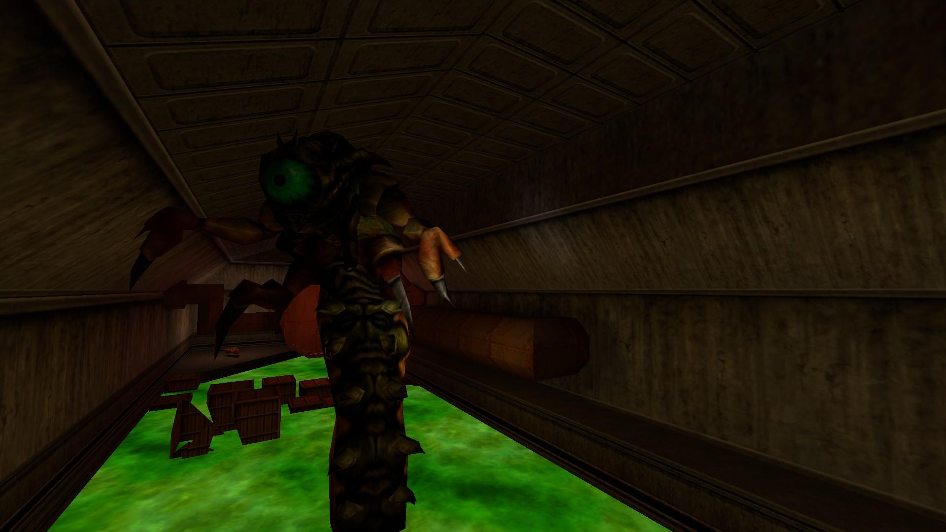 Half-Life Source: Project Extend нацелен добавить карты, вырезанные из альфа-версии