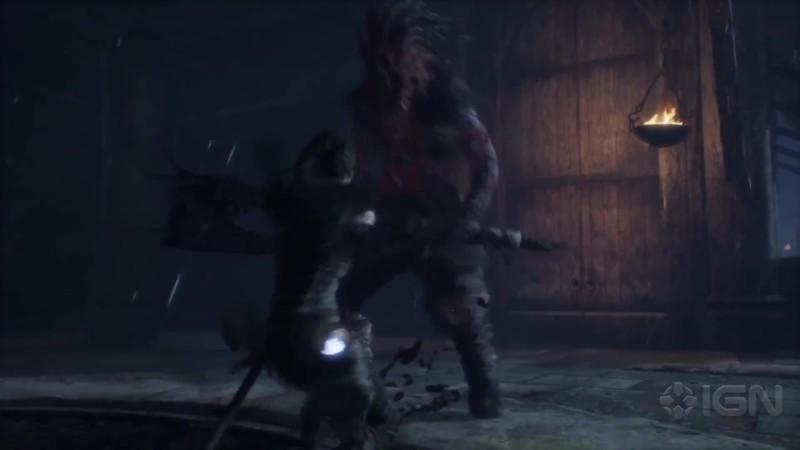 10 минут нового геймплея Hellblade: Senua's Sacrifice