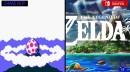 Legend of Zelda: Link's Awakening - сравнение оригинала для Game Boy Color и ремейка для Switch
