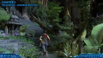 Uncharted The Lost Legacy - Chapter 7 Collectible Locations