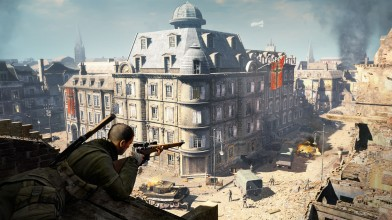 Cравнение ПК версии Sniper Elite V2 Remastered на максимальных настройках графики