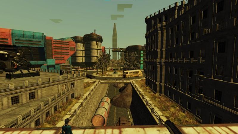 Локация из Fallout 76