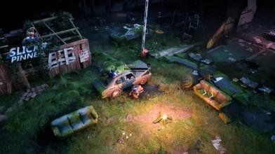 20 минут геймплея тактической адвенчуры Mutant Year Zero: Road to Eden