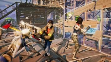 Fortnite — видео о том, как из страшной игры сделали веселую