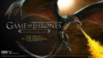 Првые оценки Game of Thrones: Episode Three - The Sword in the Darkness