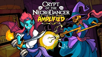 Ритм-рогалик Crypt of the NecroDancer скоро получит DLC-дополнение