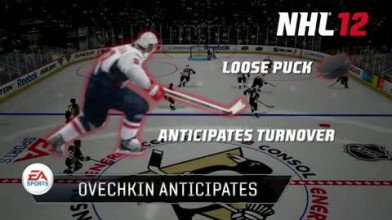 "NHL 12 ""Anticipation AI Featurette"""