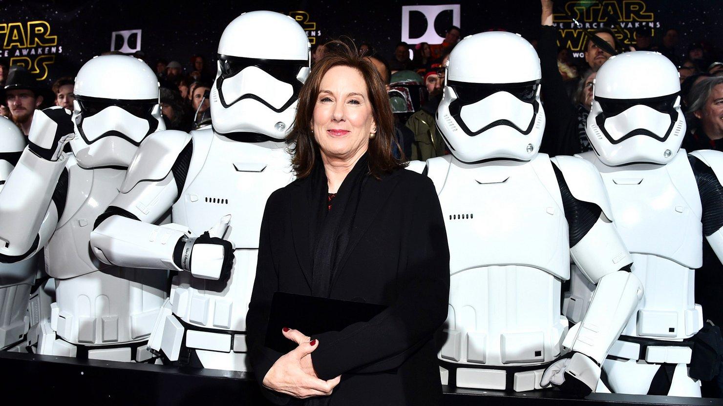 """Глава Lucasfilm рассказала о 10-летнем плане по """"Звёздным войнам"""""""