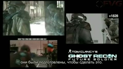 "Ghost Recon Future Soldier ""Navy Seals MoCaps (Rus, HD)"""