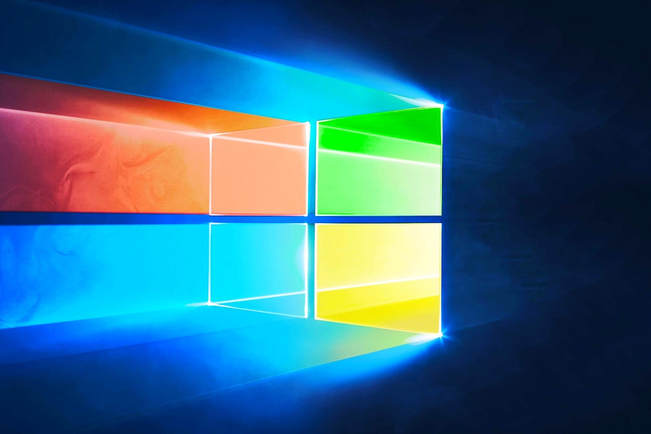 Вышла сборка 18358 в Fast Ring для Windows 10