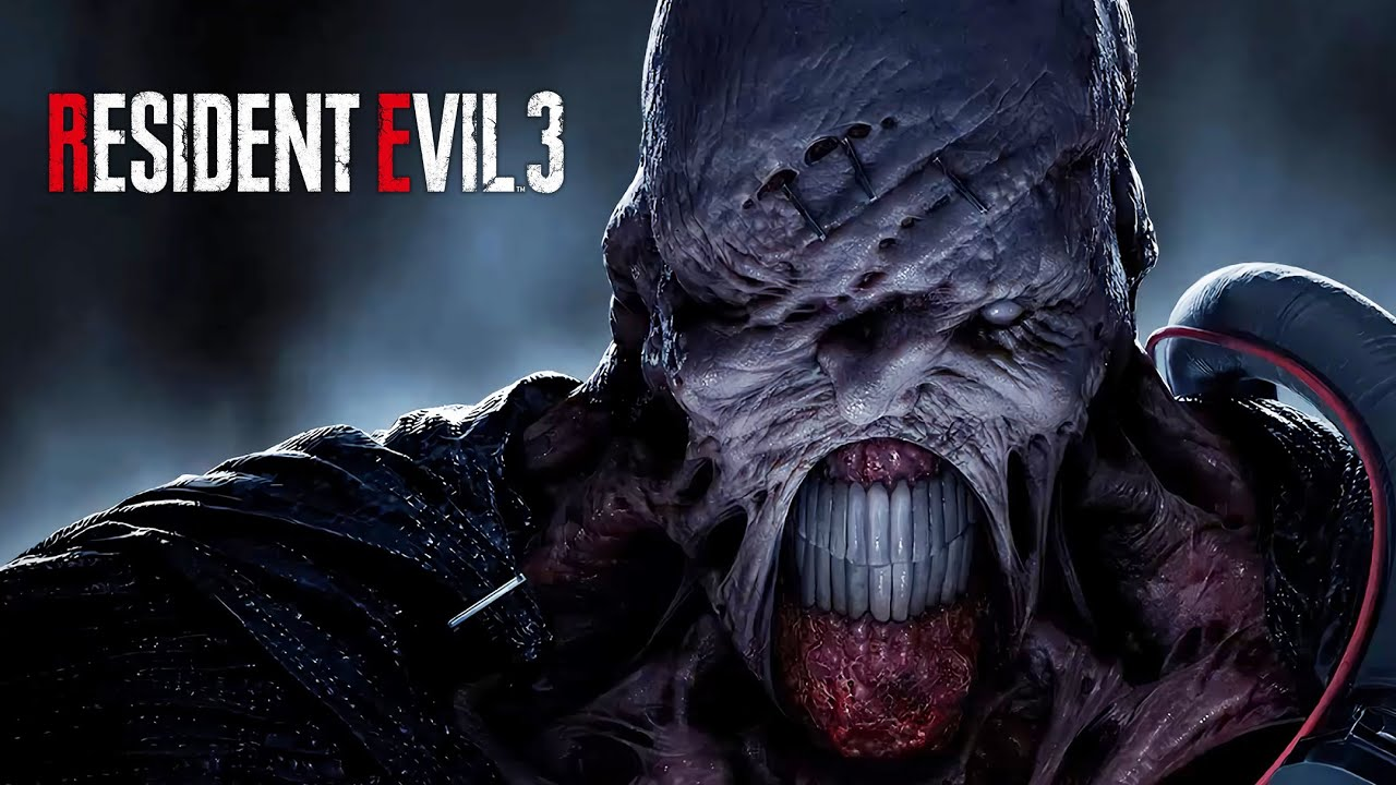 Разработчики Resident Evil 3 опубликовали новый концепт-арт о появлении Немезиса