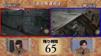 Геймплей Attack on Titan 2: Final Battle Часть 2