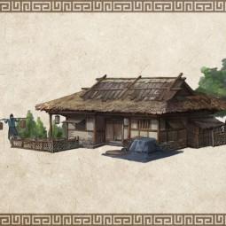 Домовладение в Age of Wushu 2 17201
