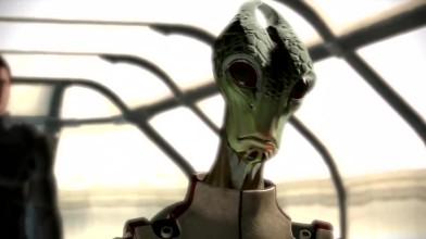 Mass Effect Trilogy - Всё о саларианцах