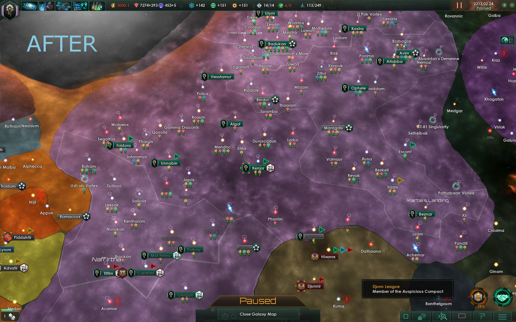stellaris how to make sectors