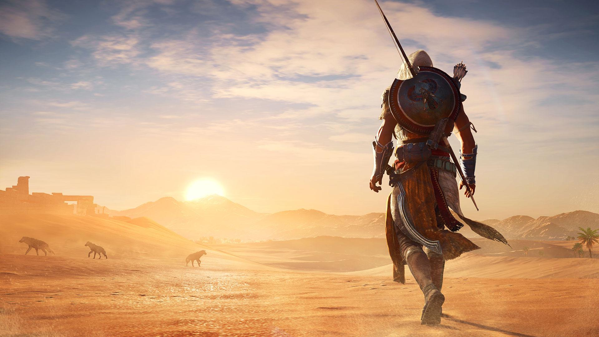 Ubisoft раскрыла детали дополнений для Assassin's Creed Origins