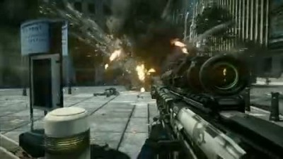 Crysis 2 Music Video (Skillet - Hero)