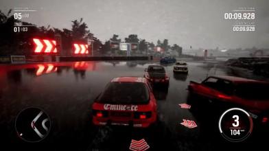 GRAVEL - ПК Геймплей Дождь на Ультрах