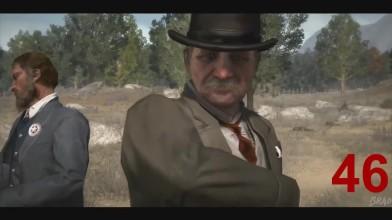 46 ГРЕХОВ в Red Dead Redemption