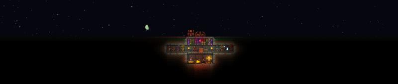 Арена для армии древних