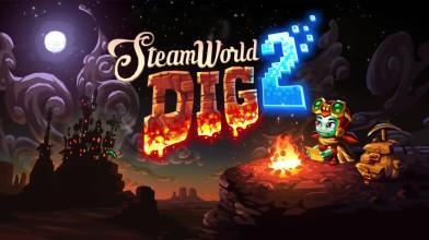 SteamWorld Dig 2 - Трейлер даты релиза