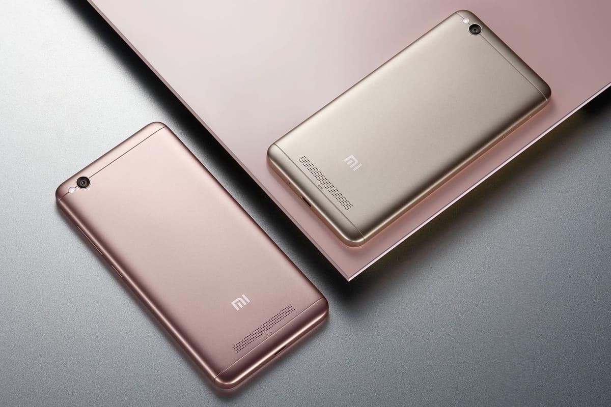 Xiaomi Redmi 5A: бюджетная новинка вметаллическом корпусе