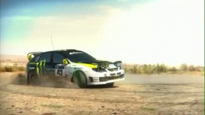 DiRT 2  Exclusive Baja Landrush Trailer