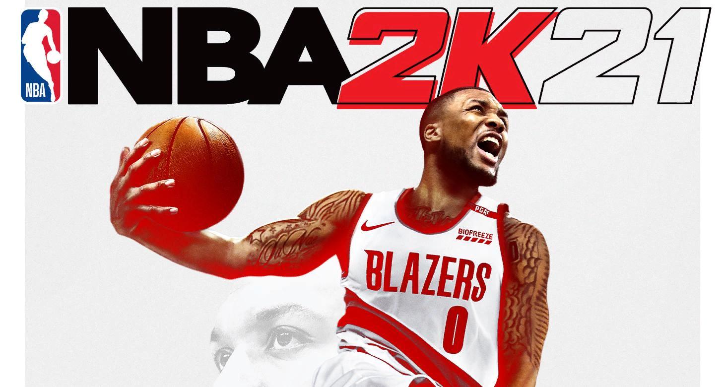 NBA2K21 показала первую из своих трех финальных обложек