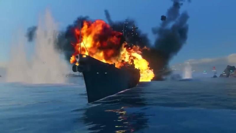 World of Warships - Нерф ЛК СССР, премы, годные фишки Полундра